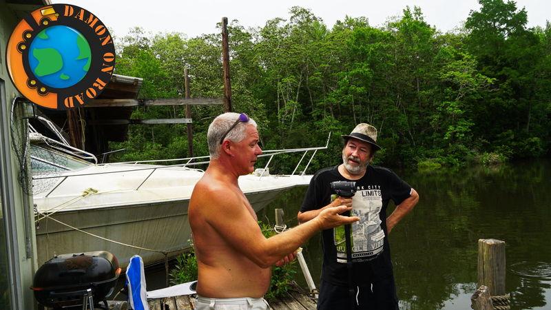 Scott Big Daddy's Gril, Alabama
